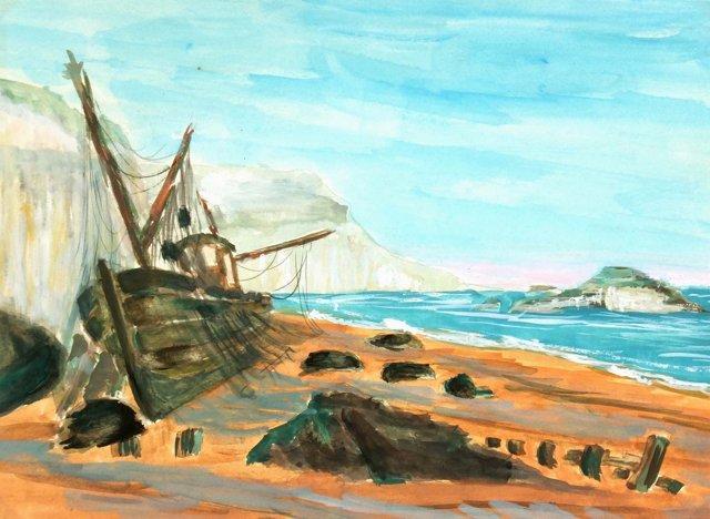 La Marée, C. 1960