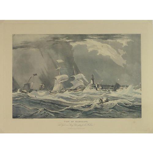 View of Ramsgate, C. 1890
