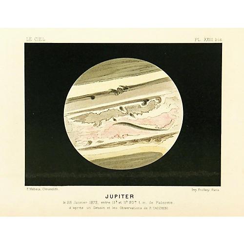 Jupiter, 1877