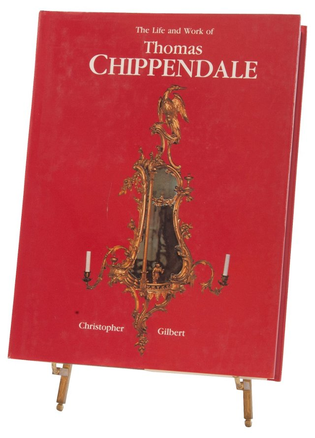 The Life & Work of Thomas Chippendale