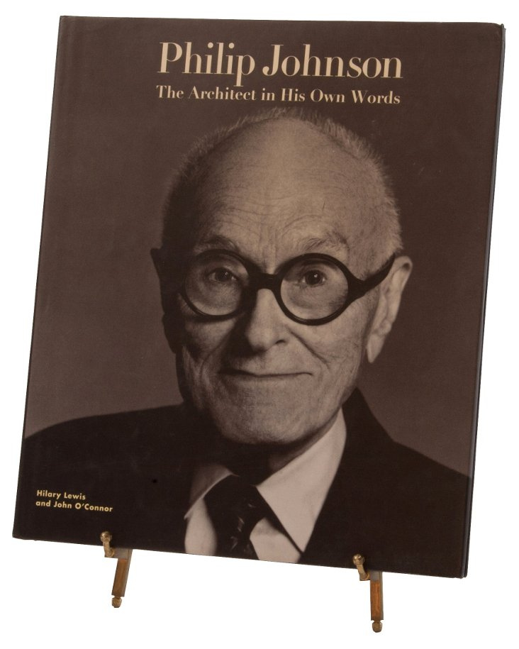 Philip Johnson: In His Own Words