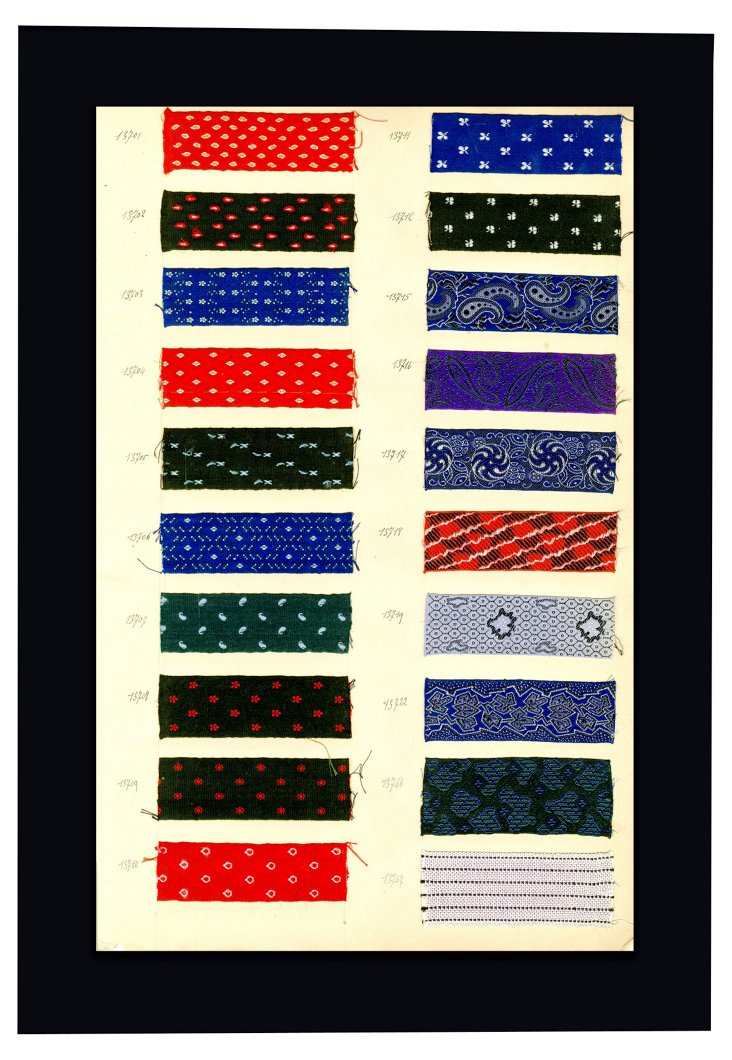 French  Cloth   Samples