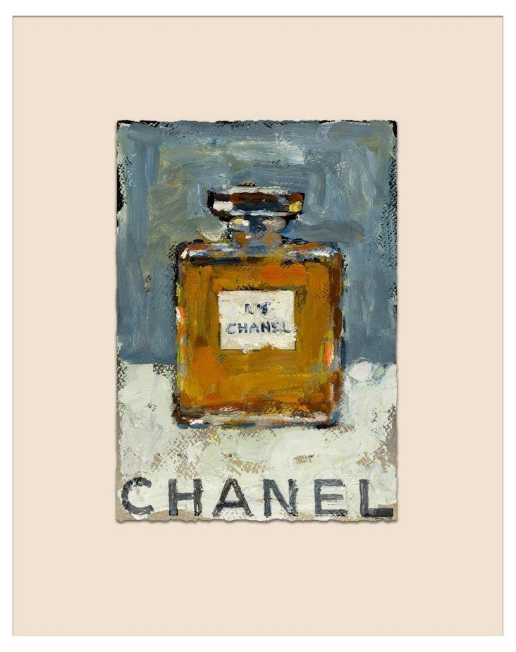 Chanel  Rothko  Homage