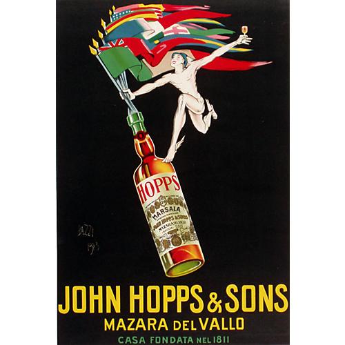 John Hopps & Sons Poster