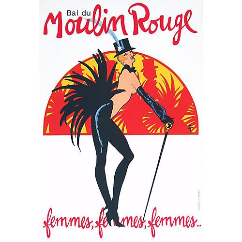Moulin Rouge Femmes Femmes
