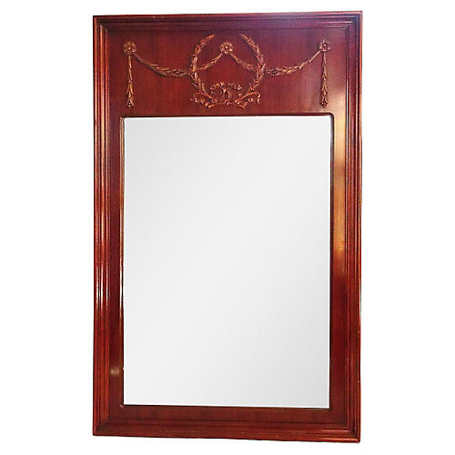 Federalist-Style Mirror