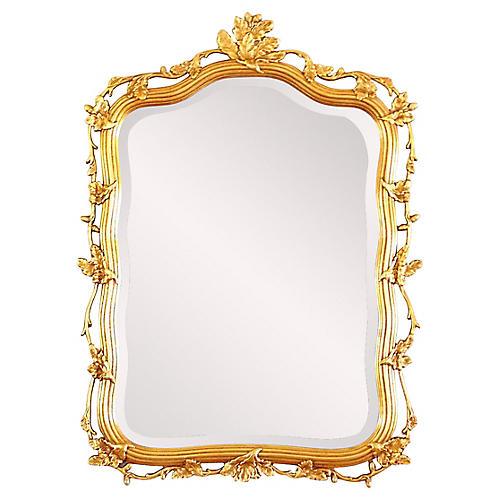 Oak-Leaf Mirror