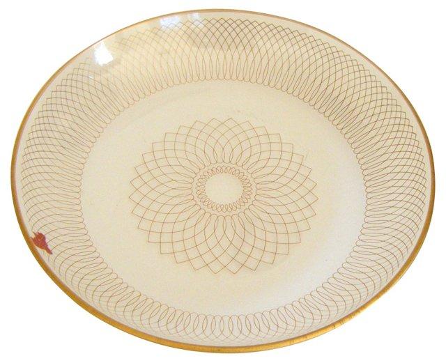 Danish Modern Bowl