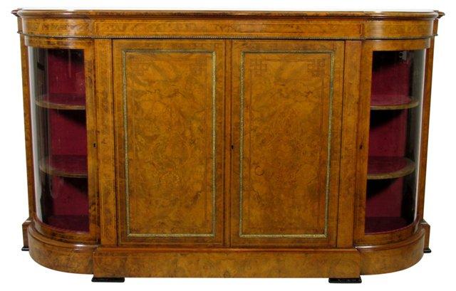 19th-C. English Neoclassical Sideboard