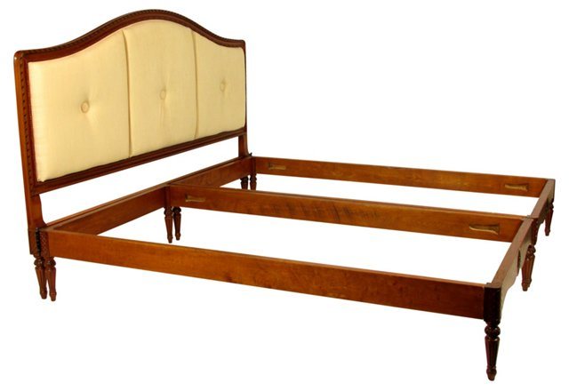 Louis XVI-Style Bed,  King