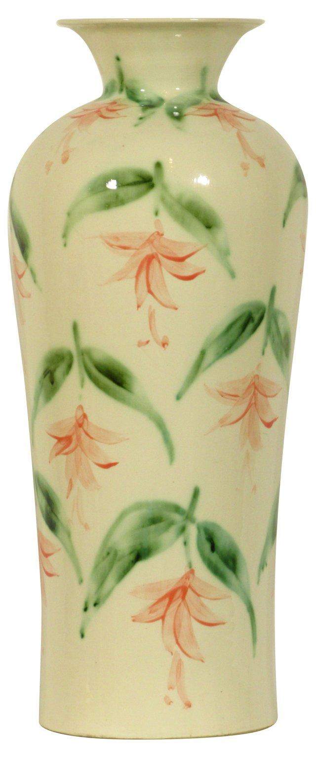 Art Studio Floor Vase