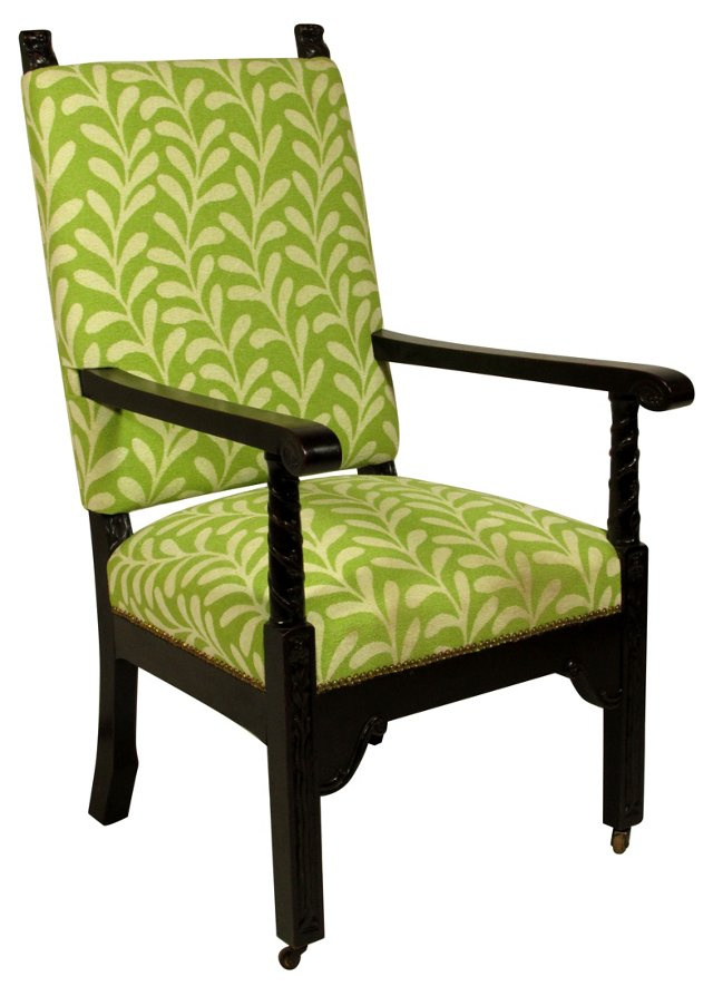 Arts & Crafts Easy Chair