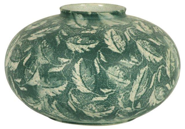 Midcentury Porcelain Vase