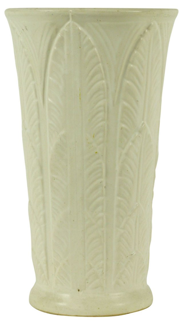 Art Deco Floor Vase