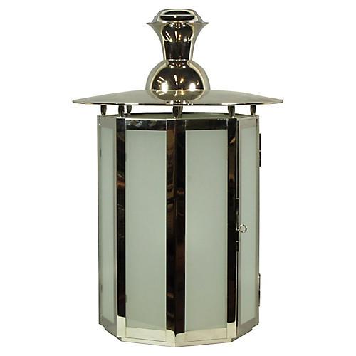Mid Century Lantern