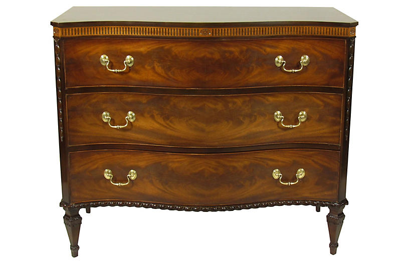 Neoclassical-Style Chest by Joseph Gerte