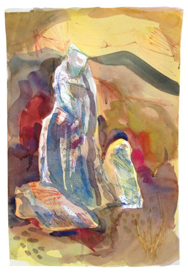 Boulder Watercolor