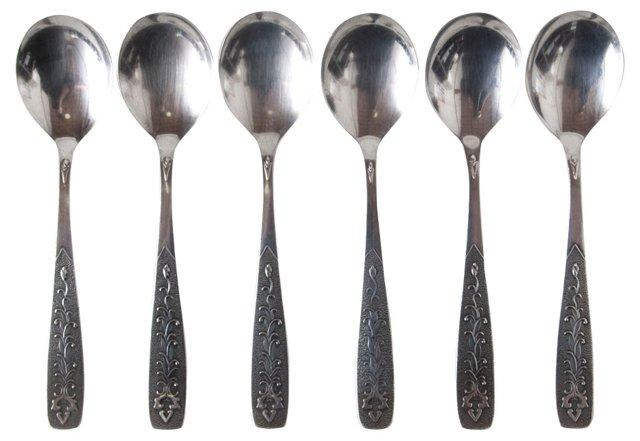 Dinner Spoons, Set of 6