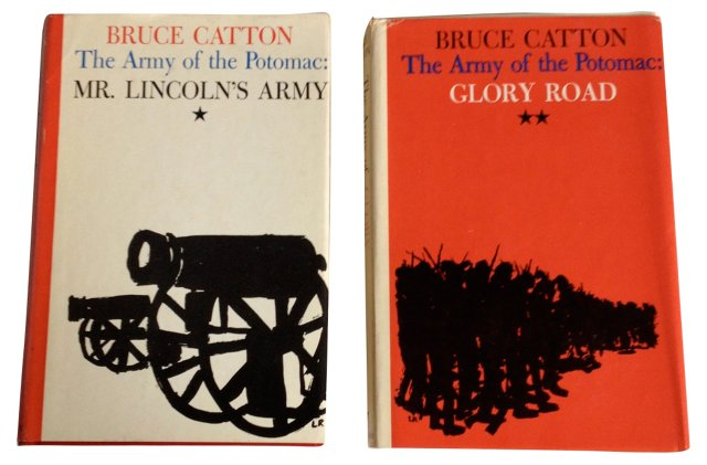 Bruce Catton's Mr. Lincoln's Army, Pair