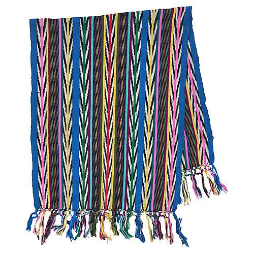 Guatemalan Tzute Cloth