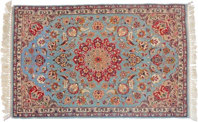 """Persian Isfahan, 3'5"""" x 2'3"""""""