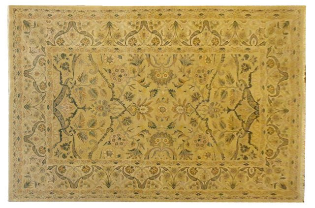 Zeigler-Style Rug, 9' x 6'