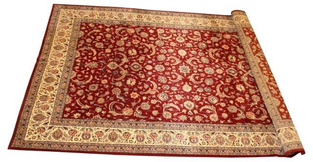 """Sino-Persian Rug, 13'5"""" x 9'8"""""""
