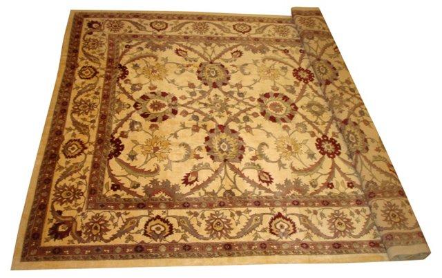 "Zeigler-Style Carpet, 18' x 12'7"""