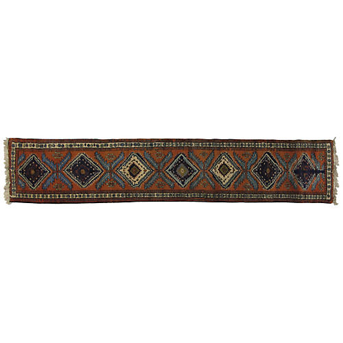 "Northwest Persian Runner, 10'2"" x 2'"