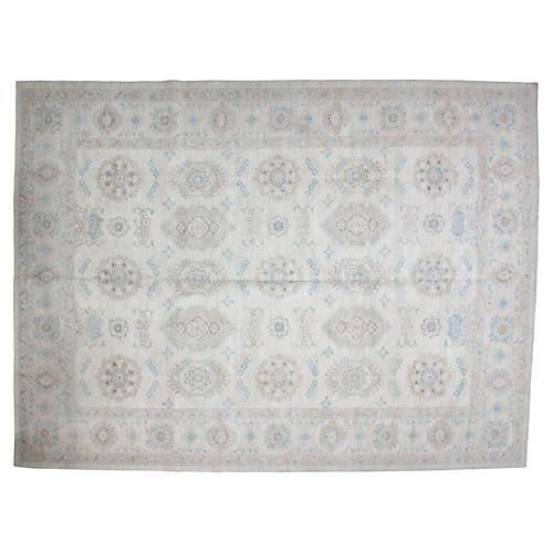 """Khotan Carpet, 9'1"""" x 12'"""