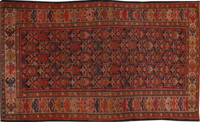 """Antique Persian Ferahan, 8' x 3'7"""""""
