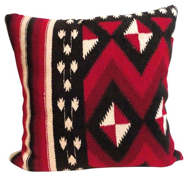 Navajo    Weaving      Pillow