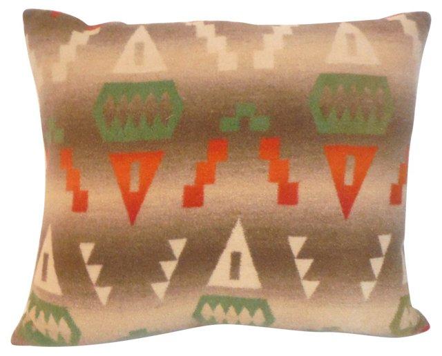 """Beacon Blanket Pillow, 20"""""""