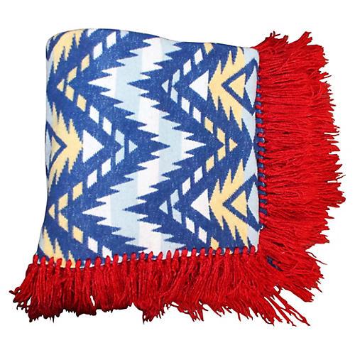 Beacon Blanket w/ Fringe
