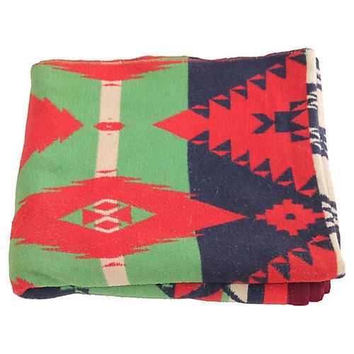 1930s Beacon Camp Blanket