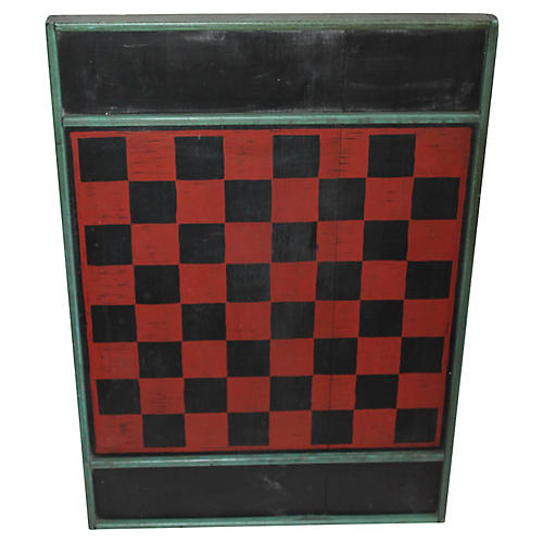 Wood Game Board