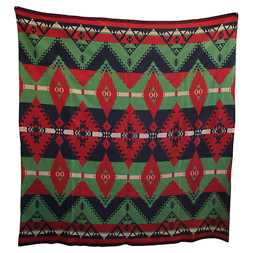 Colorful Cotton Blanket