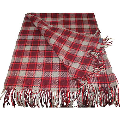 Plaid Blanket, Pendleton