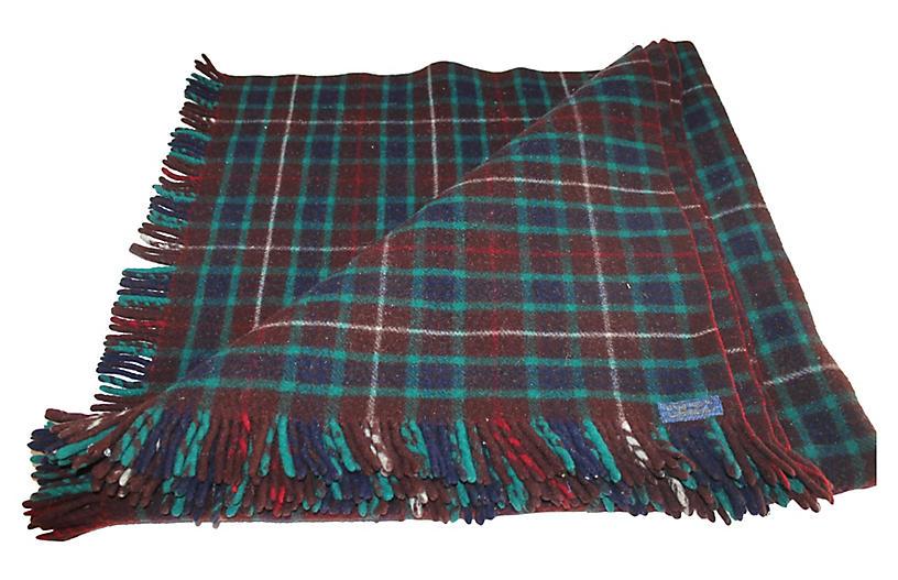 Pendleton Plaid Blanket