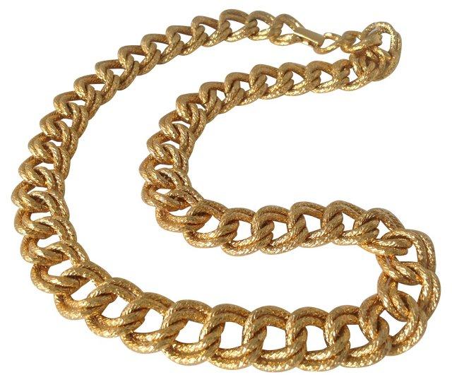 Napier Double-Link Necklace