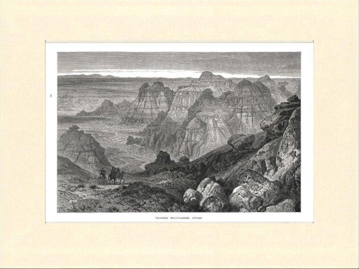Terres Mauvaises, Utah, 1874