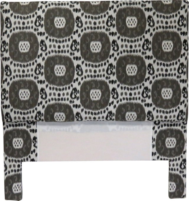 Ikat Headboard, Full