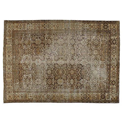 "Persian Mahal Carpet, 8'11"" x 12'6"""