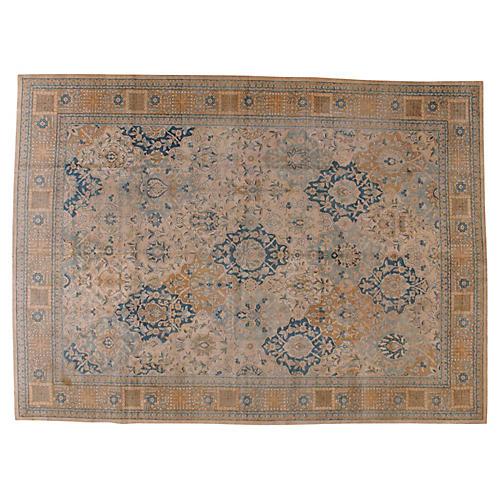 "Persian Carpet, 9'10"" x 13'5"""