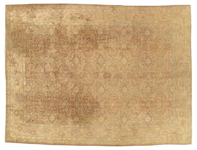 "Agra Carpet, 11'6"" x 8'7"""