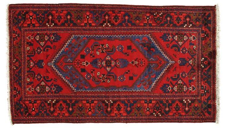 """Persian Rug, 7' x 4'5"""""""