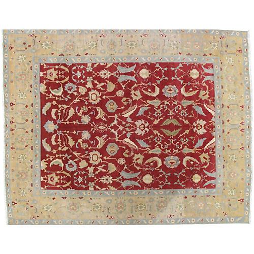 "Agra Carpet, 10' x 12'8"""