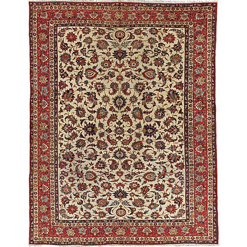 """Persian Rug, 10'6"""" x 13'6"""""""