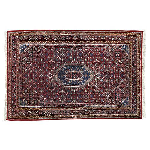 Persian Rug, 4' x 6'