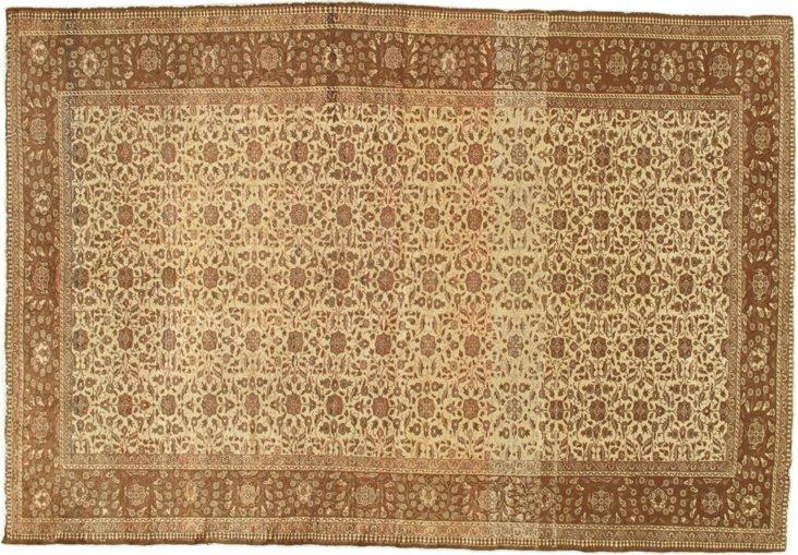"Fine Sivas Carpet, 6'7"" x 9'8"""